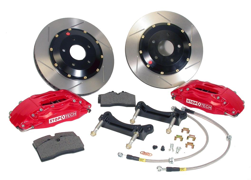 StopTech Big Brake Kit - 01 to 03 Protege